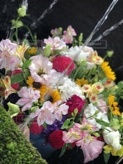 花束の写真・画像素材[4843269]