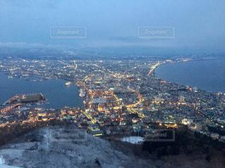 夜に近づく街の写真・画像素材[767148]