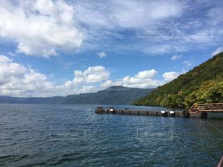 十和田湖の写真・画像素材[793902]