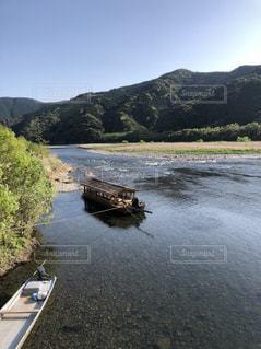 川下りの写真・画像素材[2384672]