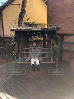 冬の避暑地にの写真・画像素材[2413347]
