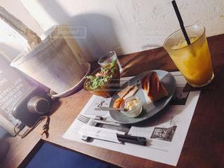 カフェの写真・画像素材[682515]