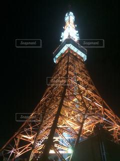 東京タワーの写真・画像素材[697863]