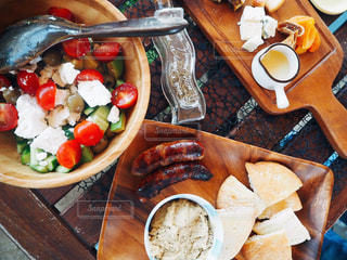 ギリシャ料理の写真・画像素材[807181]