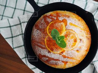 レモンパンケーキの写真・画像素材[1521526]