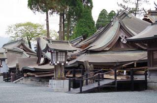 神社の写真・画像素材[688859]