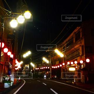夜の写真・画像素材[687298]