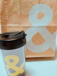 一杯のコーヒーの写真・画像素材[759273]