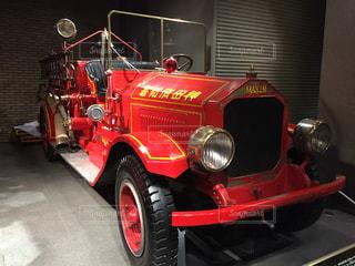 赤いトラック - No.794188