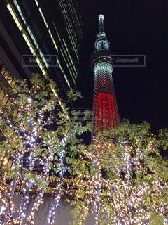 市の塔の写真・画像素材[935953]