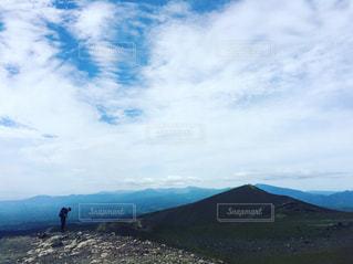 山頂の写真・画像素材[718399]