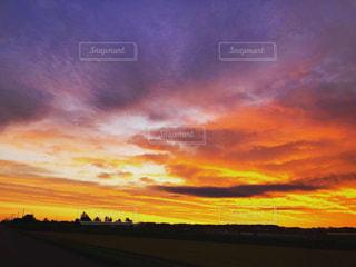 朝日が美しかったの写真・画像素材[2403670]
