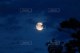 空の雲の写真・画像素材[724195]
