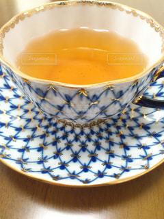 ティーカップの写真・画像素材[686703]