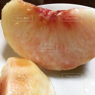 桃の写真・画像素材[1390880]