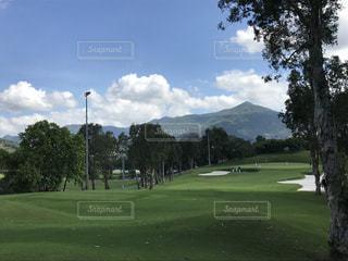 ゴルフの写真・画像素材[685873]