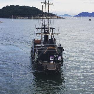 遊覧船の写真・画像素材[761776]