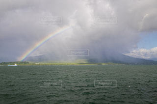 虹の写真・画像素材[686612]