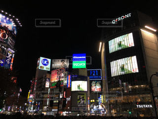 夜景の写真・画像素材[686884]