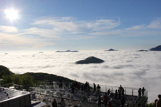 雲海の写真・画像素材[1396904]