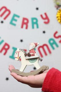 クリスマス飾りの写真・画像素材[1411532]