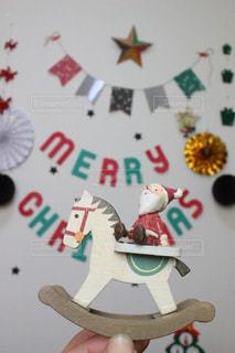 クリスマス飾りの写真・画像素材[1411536]