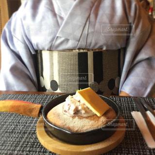 和風パンケーキの写真・画像素材[1973745]