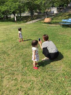 公園の写真・画像素材[687156]