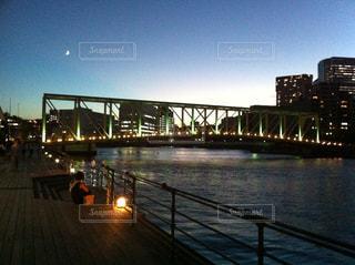 橋の写真・画像素材[688684]