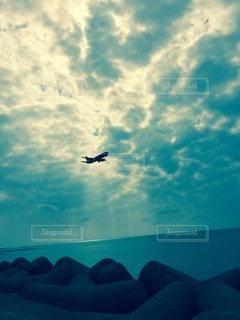 空の写真・画像素材[30648]