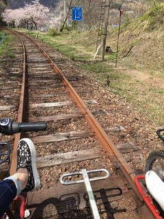 自転車の写真・画像素材[690408]