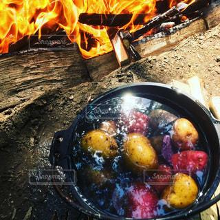 食べ物のボウルの写真・画像素材[2288745]