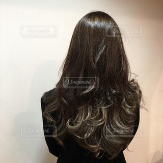 髪の写真・画像素材[690052]