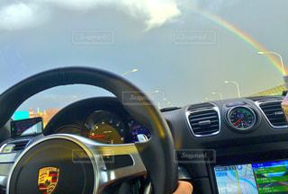 虹の写真・画像素材[690055]