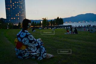 夏の写真・画像素材[690105]