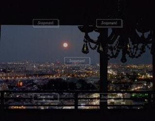 夜景の写真・画像素材[690138]