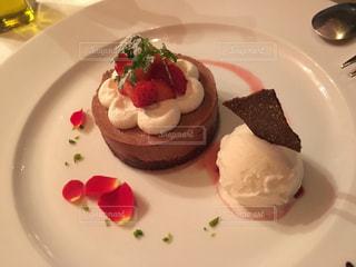 ケーキの写真・画像素材[690159]