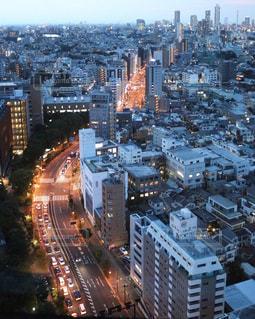 東京の夕暮れの写真・画像素材[1015905]