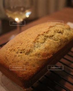 紅茶パウンドケーキの写真・画像素材[1370934]