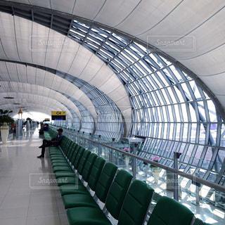 スワンナプーム空港(タイ・バンコク)の写真・画像素材[1390874]