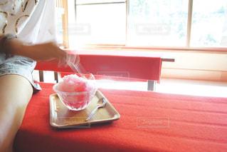 かき氷の写真・画像素材[2144219]