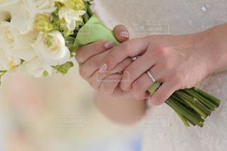 結婚式の写真・画像素材[690888]