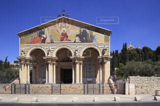 万国民の教会とマグダラのマリア教会の写真・画像素材[710405]