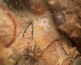 カタビニャの洞窟壁画の写真・画像素材[713925]