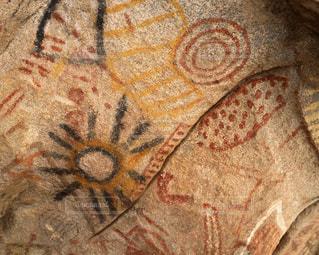 カタビニャの洞窟壁画の写真・画像素材[713927]