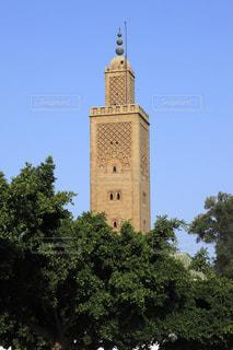 ラバトのグランドモスクの写真・画像素材[723409]