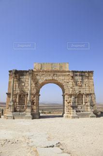 ヴォルビリス遺跡の写真・画像素材[723474]