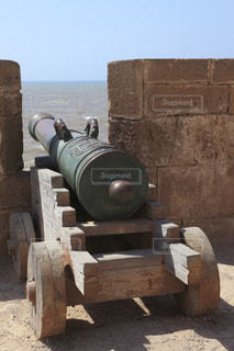 スカラの大砲の写真・画像素材[723648]