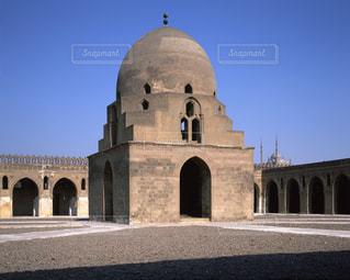 イブン・トゥルン・モスクの写真・画像素材[728049]