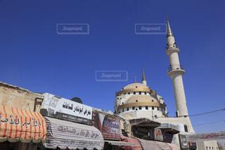 ケンホシェン・モスクの写真・画像素材[733987]